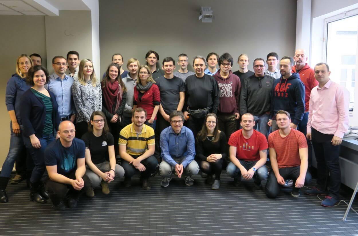 Memsource Prague Team - December 2016