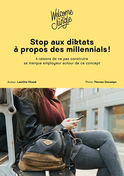 Millennials : Comment les recruter et les fidéliser ?
