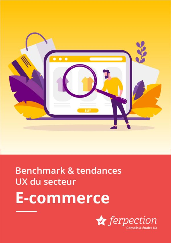 Étude benchmark sur le secteur e-commerce