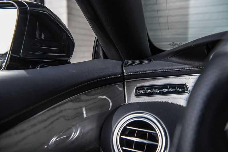 Mercedes-Benz S-Klasse Cabrio 500 , 456 PK, AMG/In/Exterieur, Swarovski, Head/Up, Airscarf, 29DKM, NIEUW!! afbeelding 20