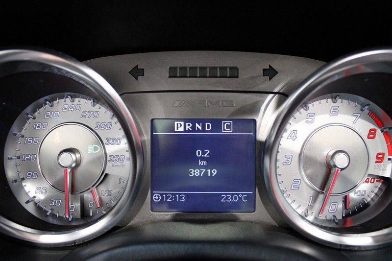Mercedes-Benz SLS Roadster 6.3 AMG Carbon in/exterieur, B&O afbeelding 9