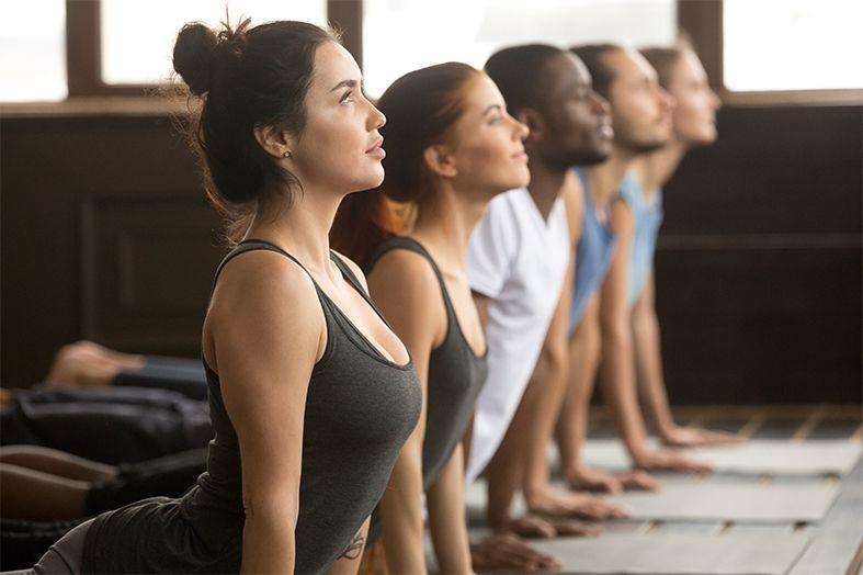 Prime Trust work life balance david barton gym yoga
