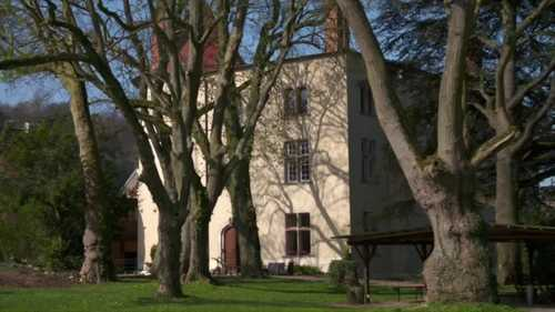 Reportage sur le Château de Morey dans Vosges Télévision