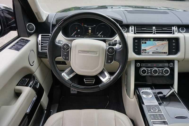 Land Rover Range Rover 4.4 SDV8 Autobiography aut. (nieuwe motor) extreem compleet! afbeelding 2