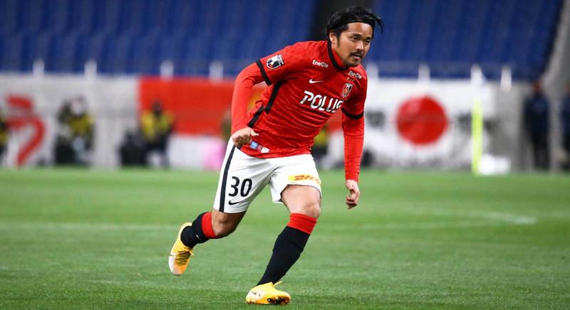Urawa Reds match action