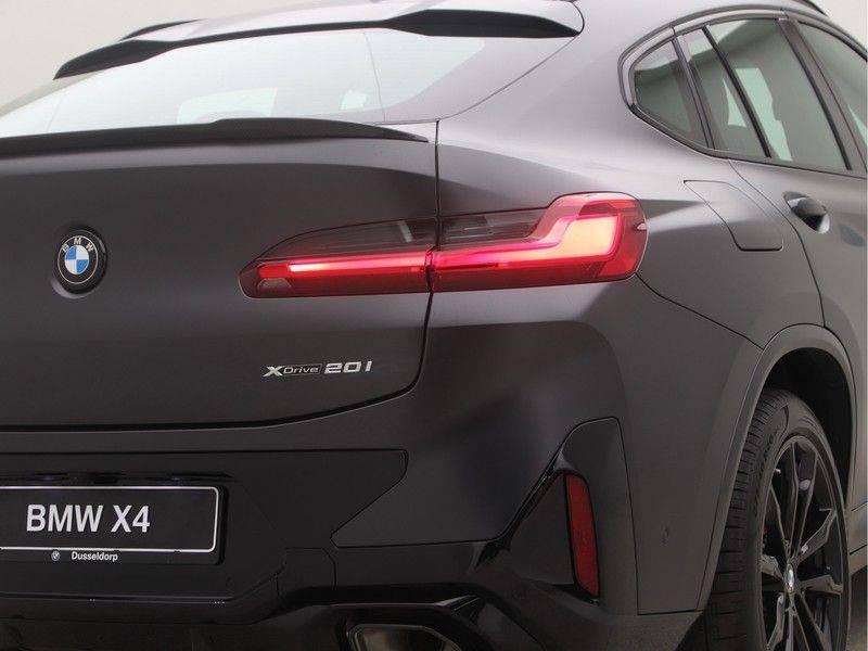 BMW X4 xDrive20i M Sport Edition afbeelding 20