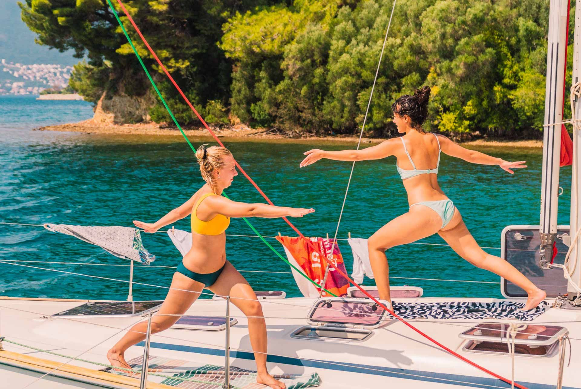 Yoga in Montenegro