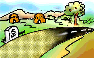 Road of Jute