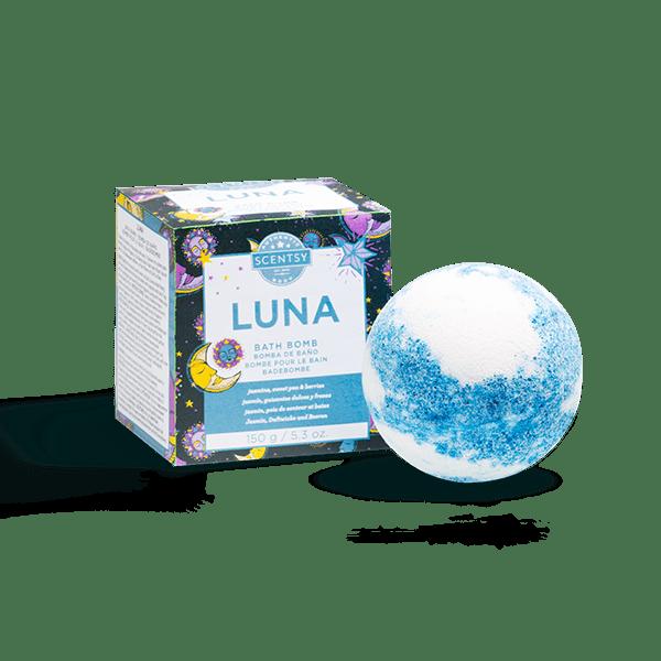 Picture of Luna Bath Bomb