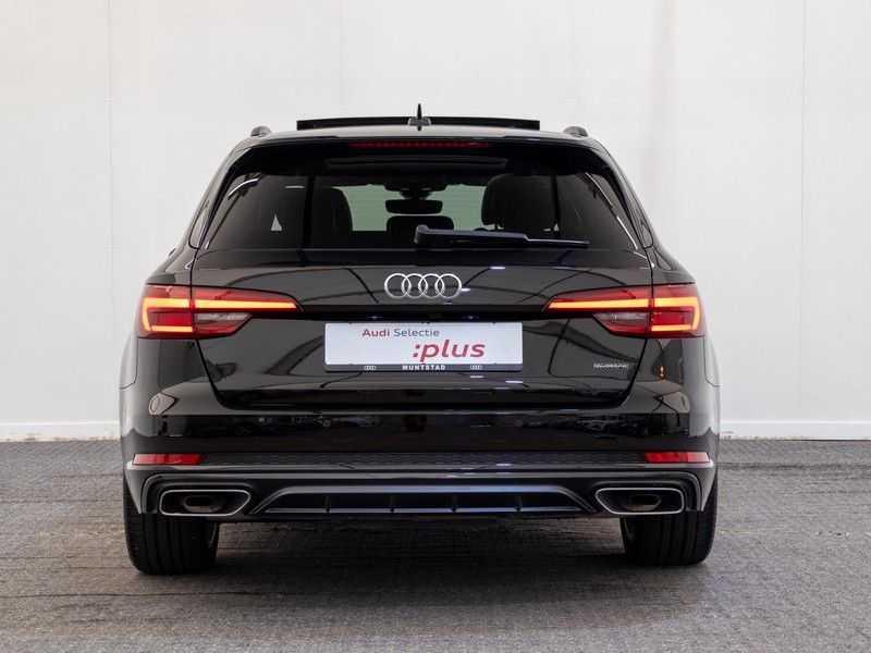 Audi A4 Avant 45 TFSI quattro S edition | 2x S-Line | Panoramadak | B&O Premium Audio | Head-Up Display | Trekhaak | Optiek Zwart | afbeelding 8