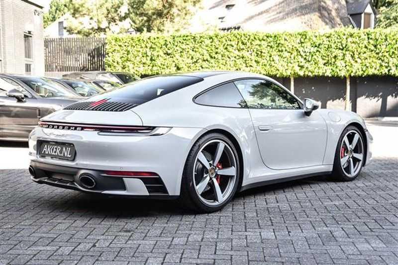 Porsche 911 4S LIFT+BURMESTER+SPORTDESIGN+PDCC NP.231K afbeelding 12
