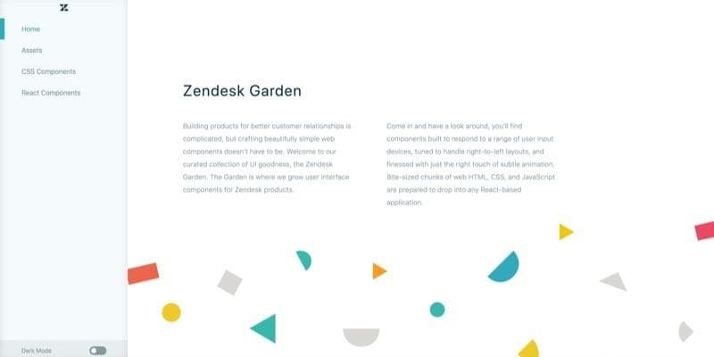Zendesk Garden