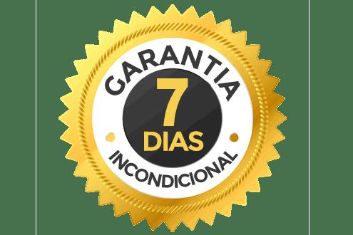 Imagem de garantia, 7 dias de garantias incondicional