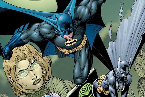 Batman Terra de Ninguem