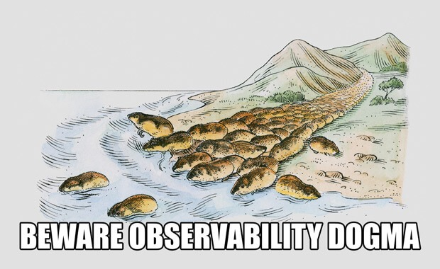 Three Pillars with Zero Answers - Towards a New Scorecard for Observability