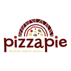 Woodfired PizzaPie - Logo