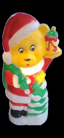 Santa Bear photo