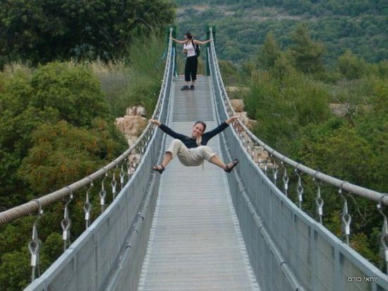 family-travels in Haifa and around