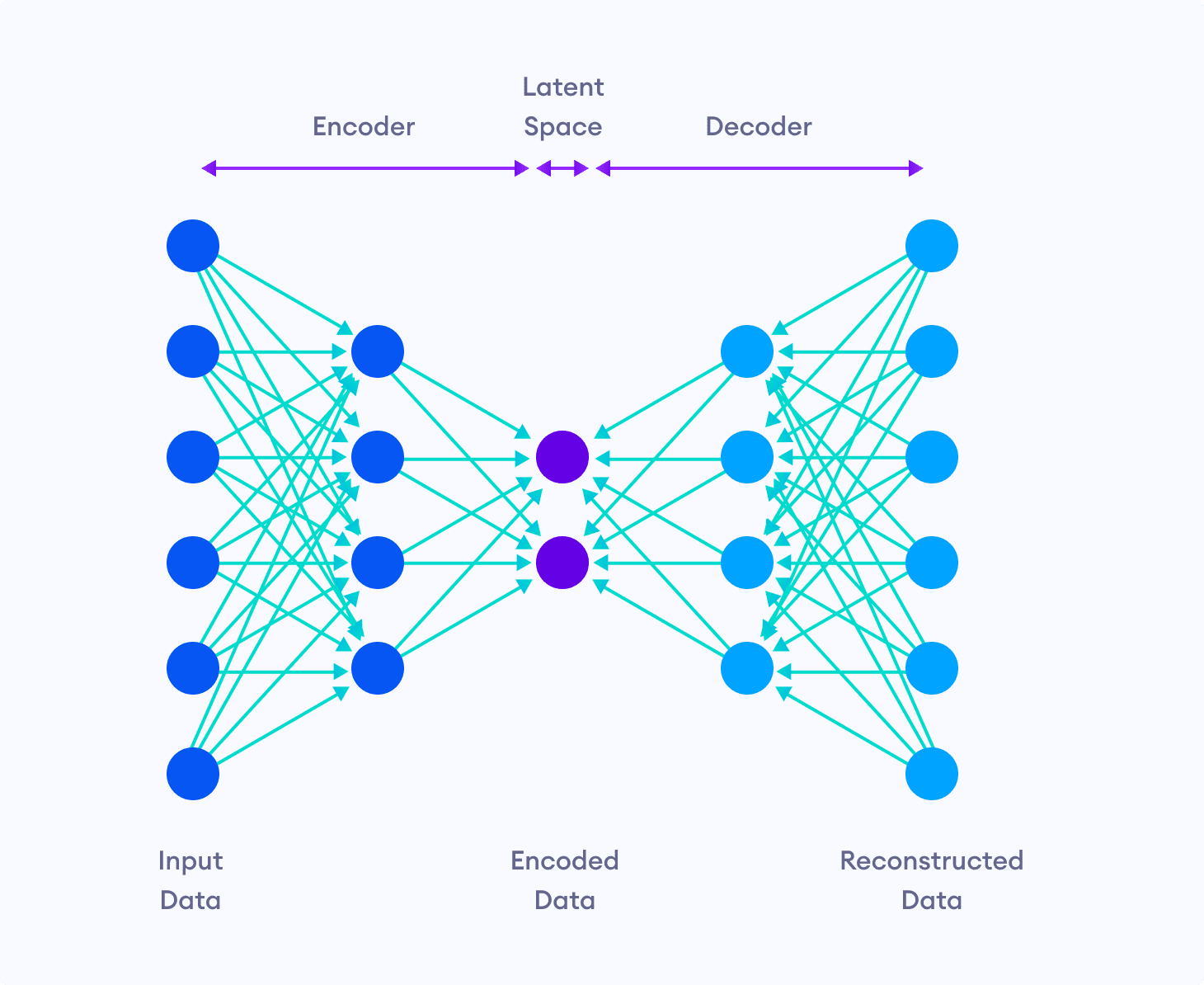 Neural Network Architecture of Autoencoders