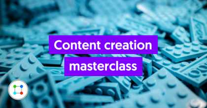 Content Creation Masterclass image