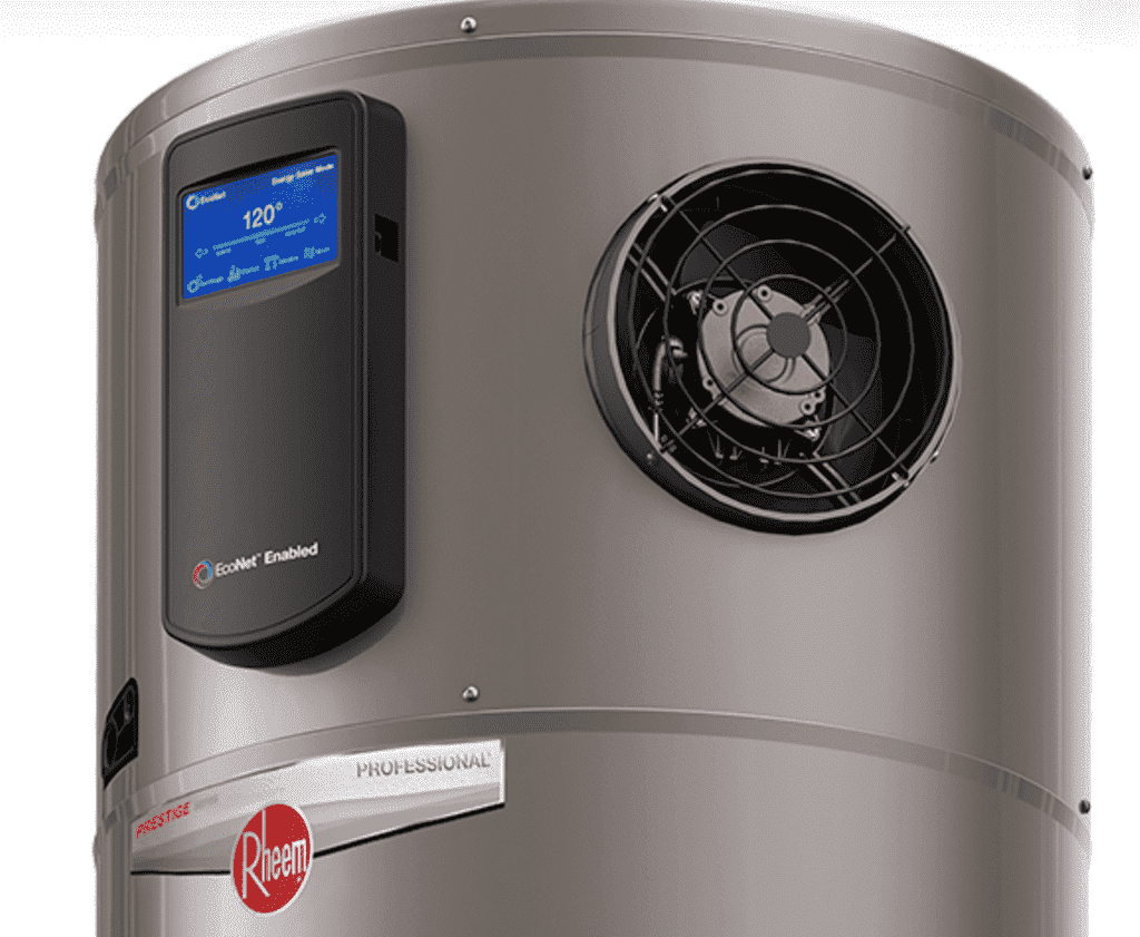 [Rheem Heat Pump Water Heater](https://www.homedepot.com/p/Rheem-Performance-Platinum-65-gal-10-Year-Hybrid-High-Efficiency-Smart-Tank-Electric-Water-Heater-XE65T10HD50U1/303419586)