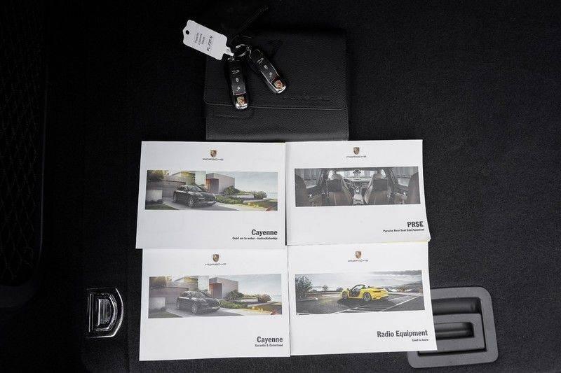 "Porsche Cayenne 3.0 D Pano Camera Led Luchtvering 21"" afbeelding 7"
