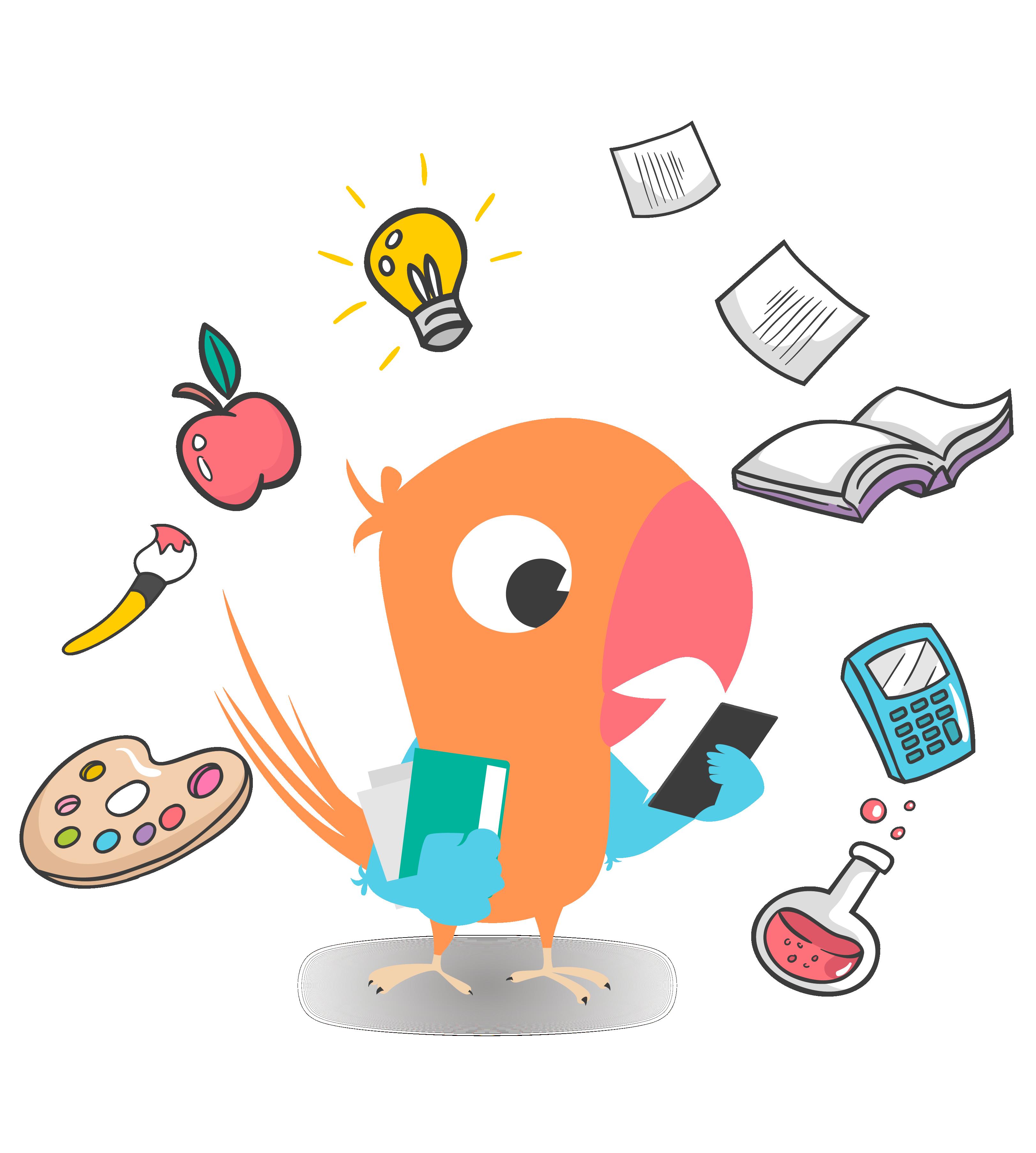 Ideas parrot