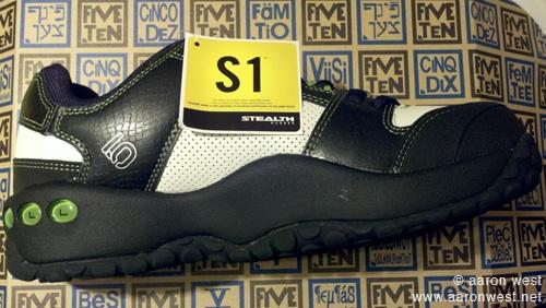Sam Hill MTB Shoes