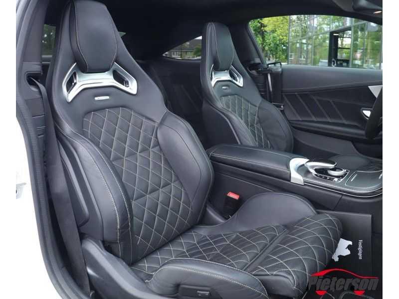 Mercedes-Benz C-Klasse C 63 S AMG Coupé Edition 1 Pano Schalensitze afbeelding 8