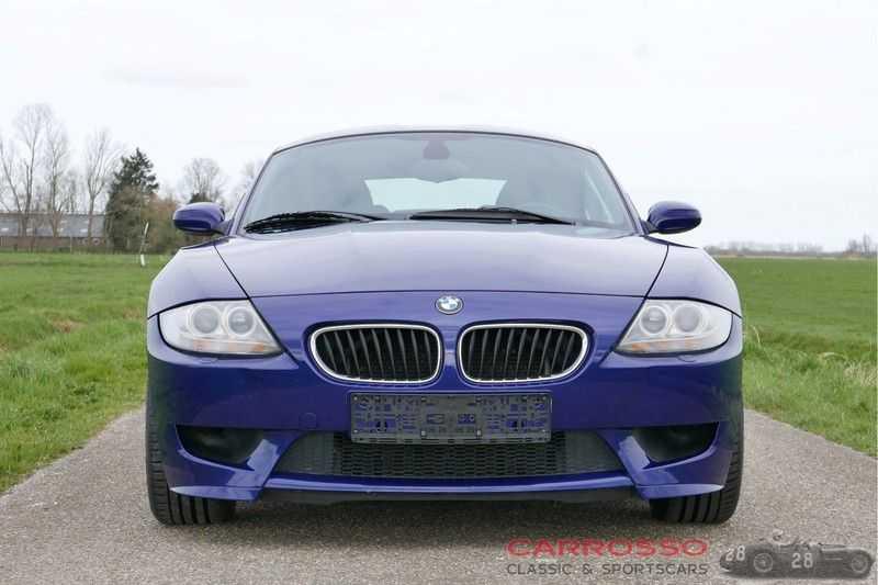 BMW Z4 Coupé 3.2 M afbeelding 5