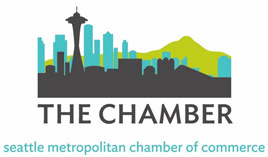 Seattle Metropolitan Chamber of Commerce Logo