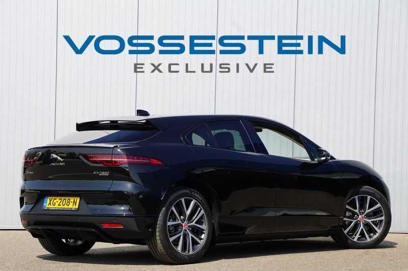 Jaguar I-PACE EV400 First Edition NIEUW uit voorraad leverbaar! / Direct rijden / Full options! afbeelding 7