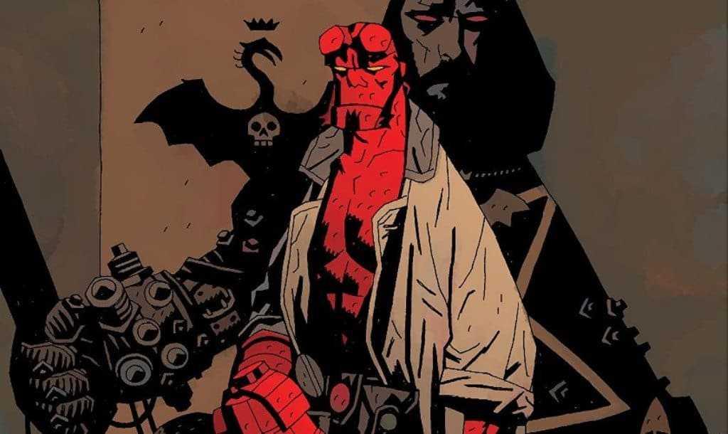 Hellboy Sementes da Destruição 1