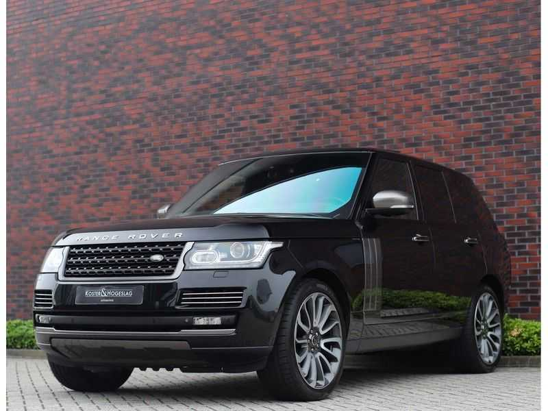 Land Rover Range Rover 5.0 V8 Autobiography *Pano*Camera*Full option!* afbeelding 8