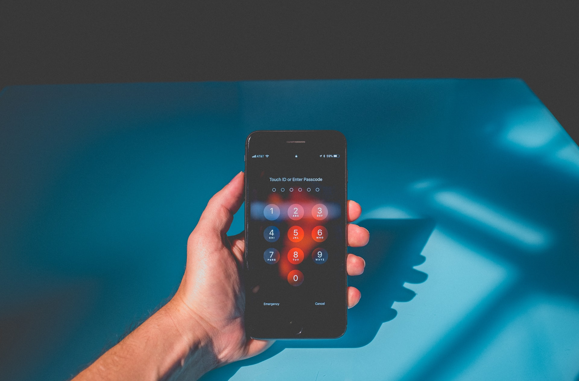 What have you done to secure your smartphone?