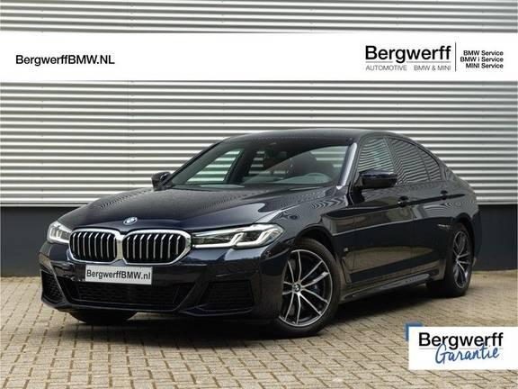 BMW 5 Serie 540i xDrive High Executive - M-Sport - DAB - Camera