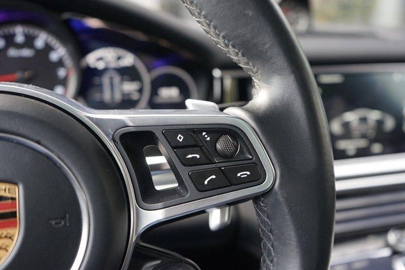Porsche Panamera 4.0 Turbo Bose, Sportdesign, Pano, Rear seat entertainment afbeelding 9