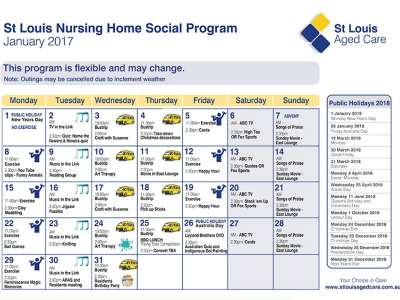 Jan2018 Homesocial Adelaide