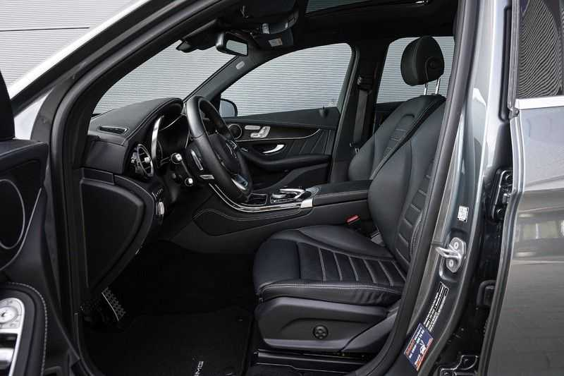 Mercedes-Benz GLC 250 4MATIC Sport Edition AMG Pano Trekhaak Camera 360° afbeelding 7