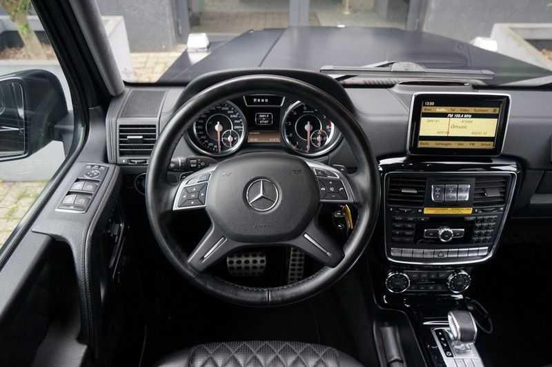 Mercedes-Benz G-Klasse 65 AMG DESIGNO MAGNO NIGHT BLACK afbeelding 9
