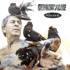 Our Lady Peace Naveed album cover