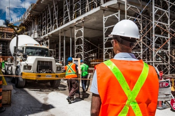 worker, construction, safety