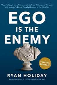 Ego Is the Enemy Cover
