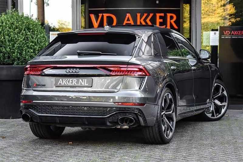 Audi RS Q8 NP.258K DYNAMIC PLUS+PANO.DAK+DESIGNPAKKET afbeelding 8