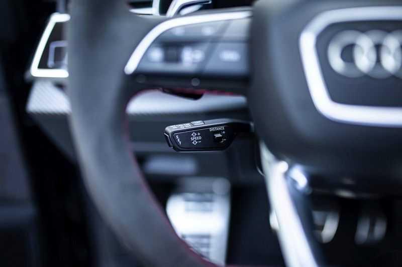 "Audi RS Q8 4.0 TFSI Quattro *RS-Dynamic Plus / Keramisch / Massage / HUD / 23"" / B&O* afbeelding 7"