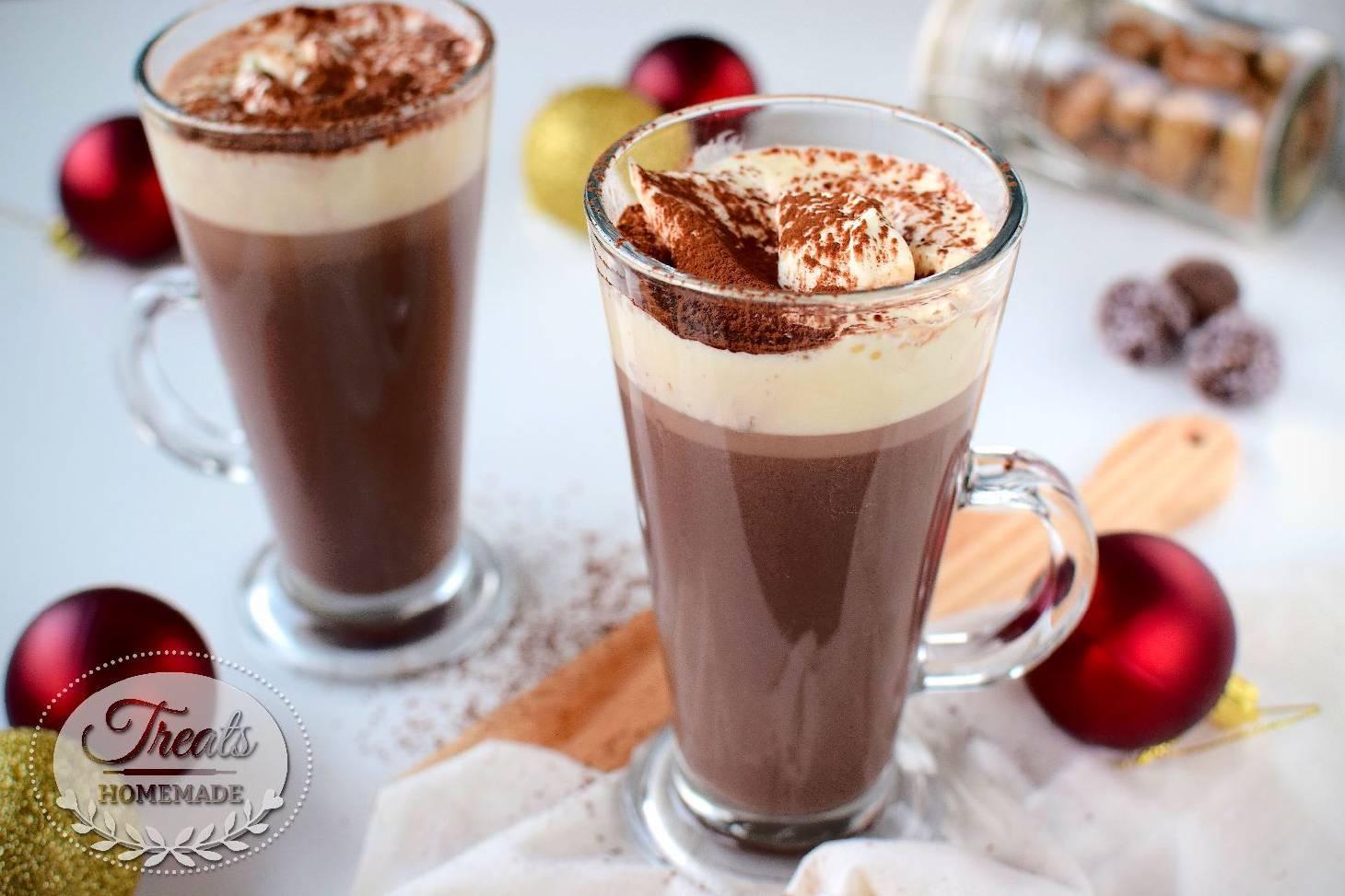 Chocolat Chaud Healthy