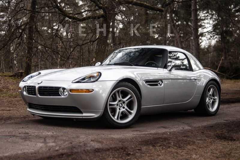 BMW Z8 5.0 // Hardtop // Titansilber afbeelding 3