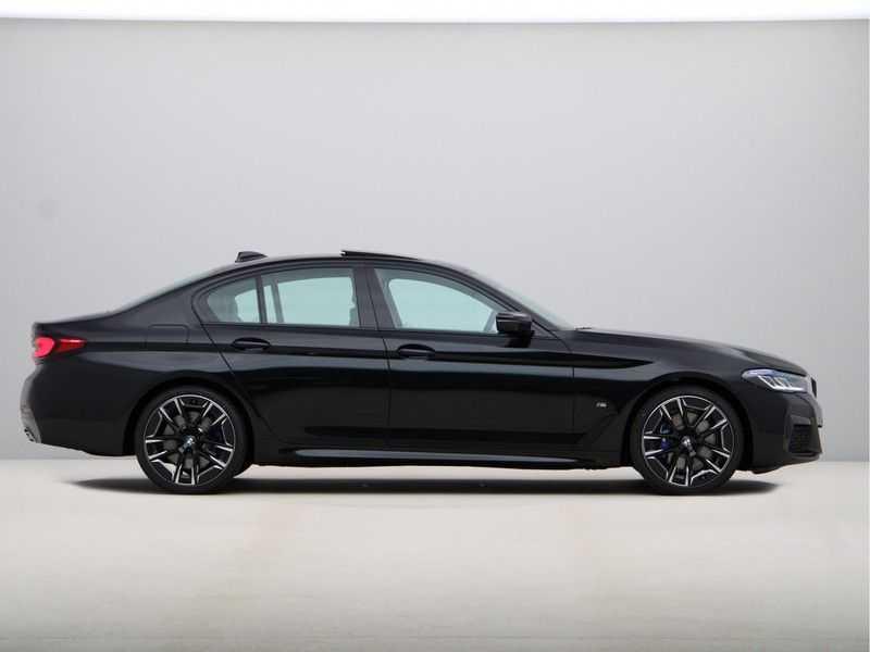 BMW 5 Serie 530i High Exe M-Sport afbeelding 8