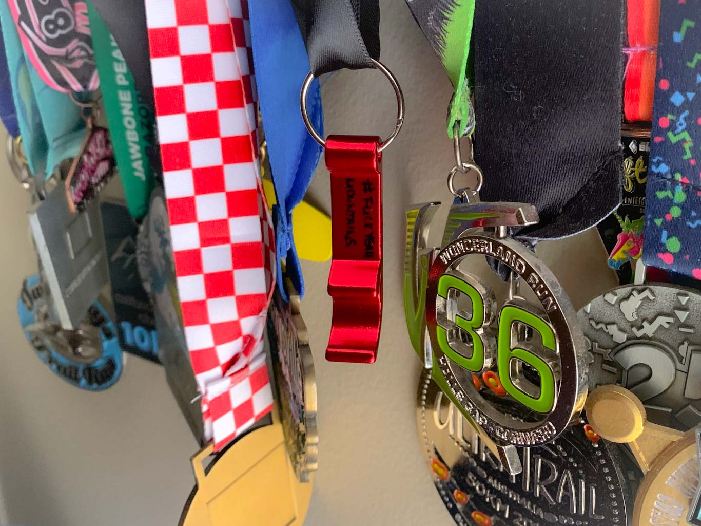 Our bespoke medals
