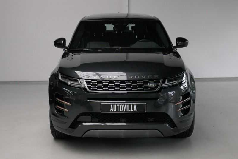 Land Rover Range Rover Evoque 2.0 P250 AWD R-Dynamic afbeelding 2